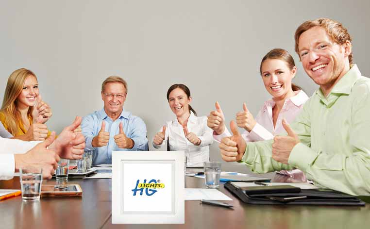 HG-Lights® sind ideal geeignet als präventiver Baustein im Rahmen der betrieblichen Gesundheitsförderung.